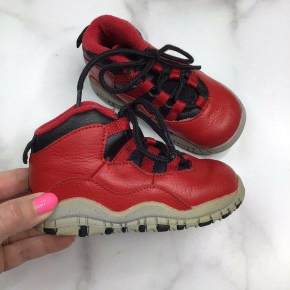 Jordan Shoes | Nike Air 10 Retro Td 7c